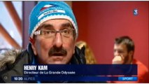 FRANCE 3 ALPES 19 20 Alpes -  ITW Jean-Philippe Pontier - 11-01-2016