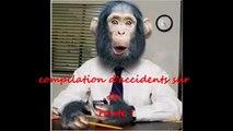 compilation crash accidents auto moto _ du lourd ! car bike fail