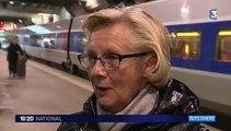 La SNCF teste des portiques anti-fraude sur les quais TGV