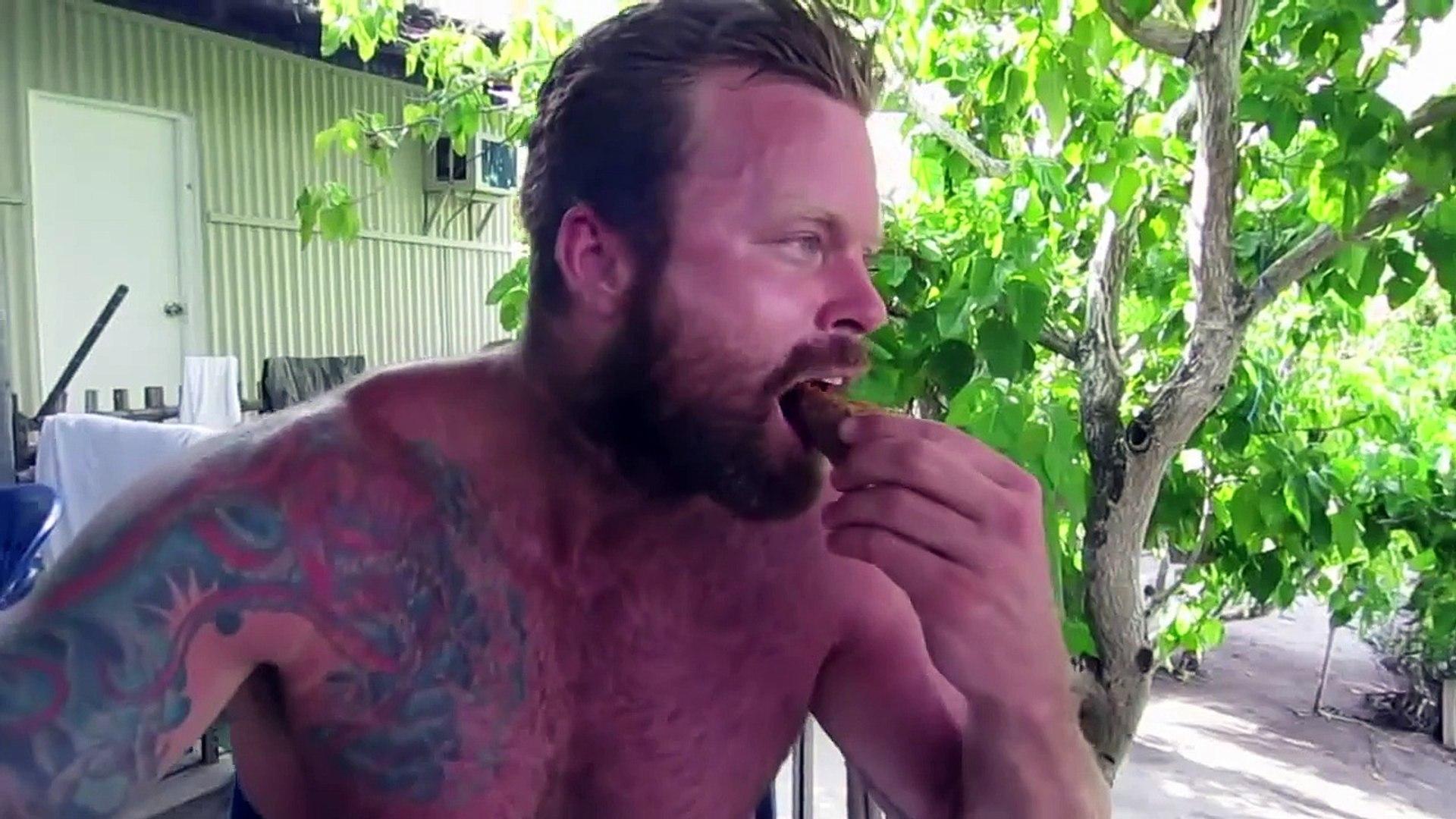 Allison Naked And Afraid naked and afraid alison teal and jonathan klay eat first