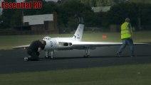 Avro Vulcan XH55RC jet ENGINE FIRE  Hobby And Fun