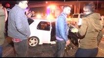 Eyüp'te Trafik Kazası: 4 Yaralı