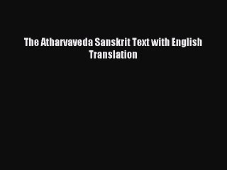 Atharvaveda Resource   Learn About, Share and Discuss Atharvaveda At