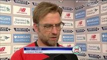 Jurgen Klopp Pre-Match Interview - Liverpool v Man Utd - 17.1.2016