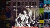 Marc Bolan Wilderness of the Mind
