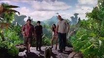 Voyage au centre de la terre 2 :L'île mystérieuse
