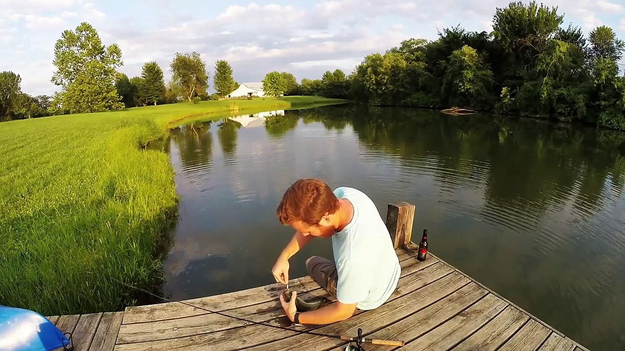 Summer Bass Fishing – July 2015