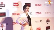 Aditi Rao Hydari at Britannia Filmfare Awards 2016 Pre Party - Bollywood Gossip