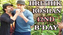 Hrithik Roshan Celebrates His 42nd Birthday | Hiritik Roshan Birthday Bash | Bollywood Gossip