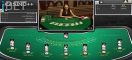 "Link.NTC33 Casino ""Blackjack"" by Casino++ Live Casino Malaysia"