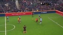 Evren Turhan'ın Golü   4 Büyükler Salon Turnuvası   Galatasaray 4 - Trabzonspor 4   (04.01