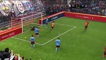 Evren Turhan'ın Golü   4 Büyükler Salon Turnuvası   Galatasaray Trabzonspor