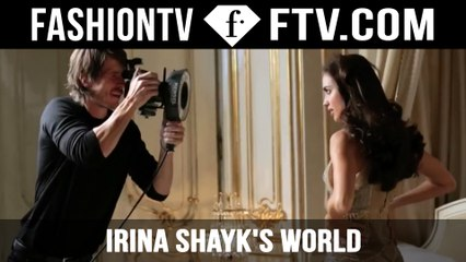 Discover The World of Irina Shayk! | FTV.com