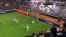 İlhan Mansız'ın Gol  4 Büyükler Salon Turnuvası   Beşiktaş 1  Fenerbahçe 0