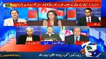 Interesting conversation between Hassan Nisar and Ayesha Baksh on DHA corruption