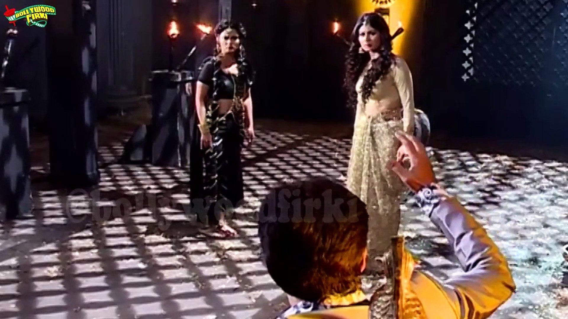 Naagin - Lord Shiv Spoil Shesha & Shivanya's Plan Killing Shailesh Mathur - नागिन