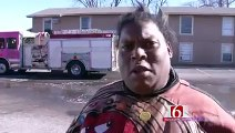 Casa Linda Apartments interview - Its Poppin! Ah man the building is on fire! Michelle Dobyne