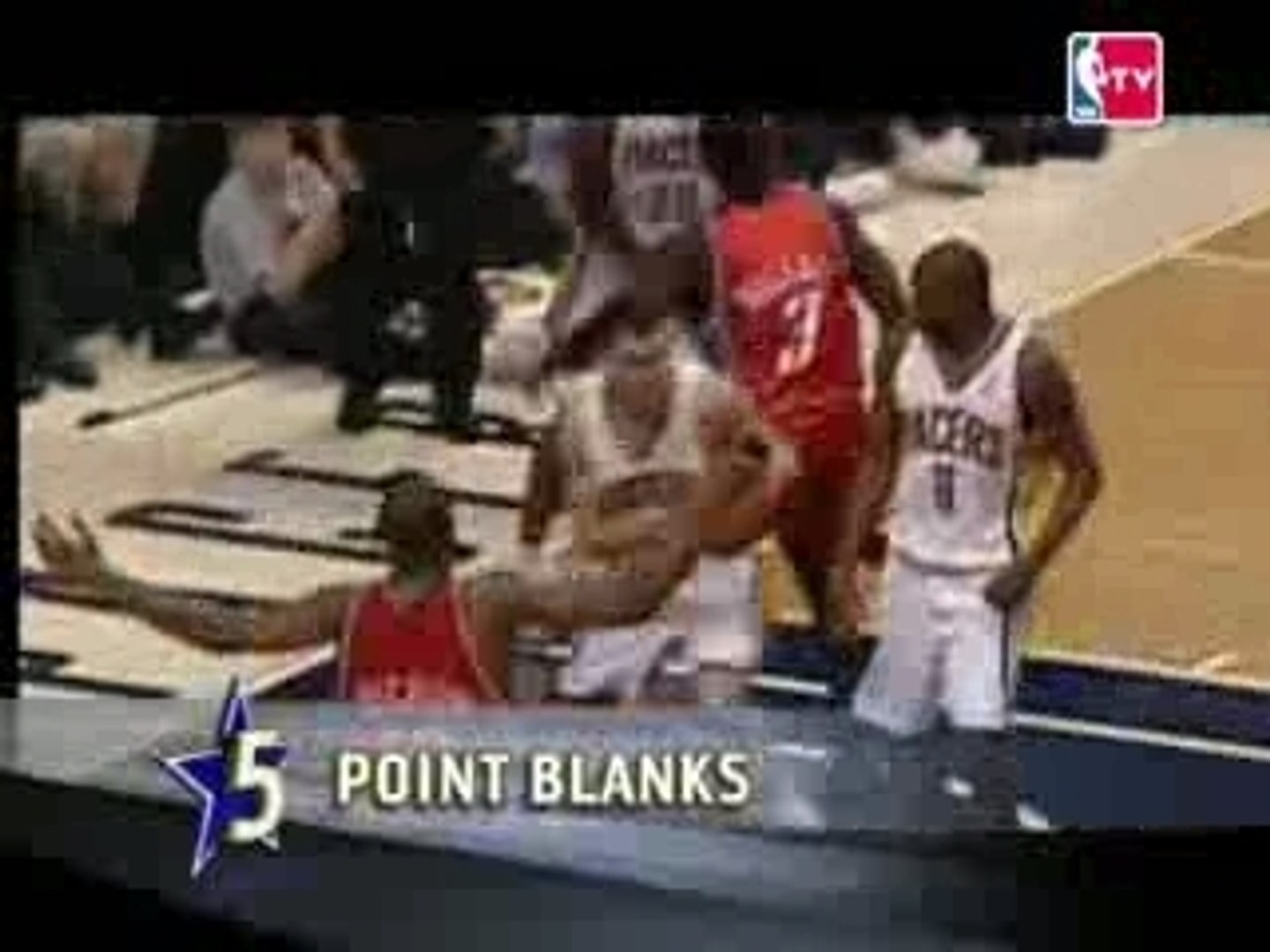 Nba Action - Top 10 Bloopers [2006-2007]