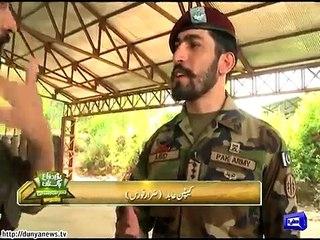 Team Commander Tells How Zarrar Unit Controlled Situation In APS Peshawar