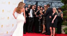 Red Is the New Black_ See for Yourself in This Emmys Carpet Time Lapse _ Video _ People.com