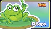 El Sapo - Gallina Pintadita 1 - OFICIAL - Español