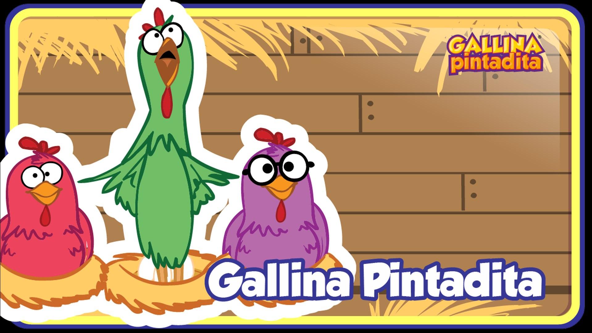 Gallina Pintadita Gallina Pintadita 1 Oficial Lottie Dottie Chicken Español Vídeo Dailymotion