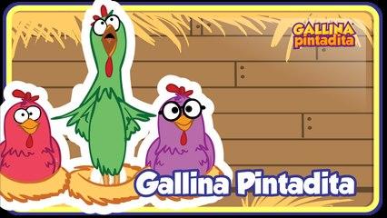 Gallina Pintadita - Gallina Pintadita 1 - OFICIAL - Lottie Dottie Chicken Español
