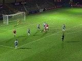 Hat-trick Willa Keane'a w U-21