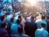 Hypnotizing circle Zikr dance by Chechen Muslims