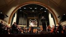 Ce violoniste casse une corde et échange son violon avec son voisin!! Maximilian Simon - Jenaer Philharmonie