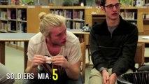 Manger des Piments dans une bibliothèque sans faire de bruit... Ghost Pepper Challenge