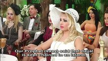Our Prophet (saas) stated that dajjal claiming himself as God, God forbid, is kept chained in an island