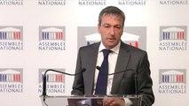 """Propos sur la """"race blanche"""" : Vigier (UDI) attend les """"excuses"""" de Bartolone"""