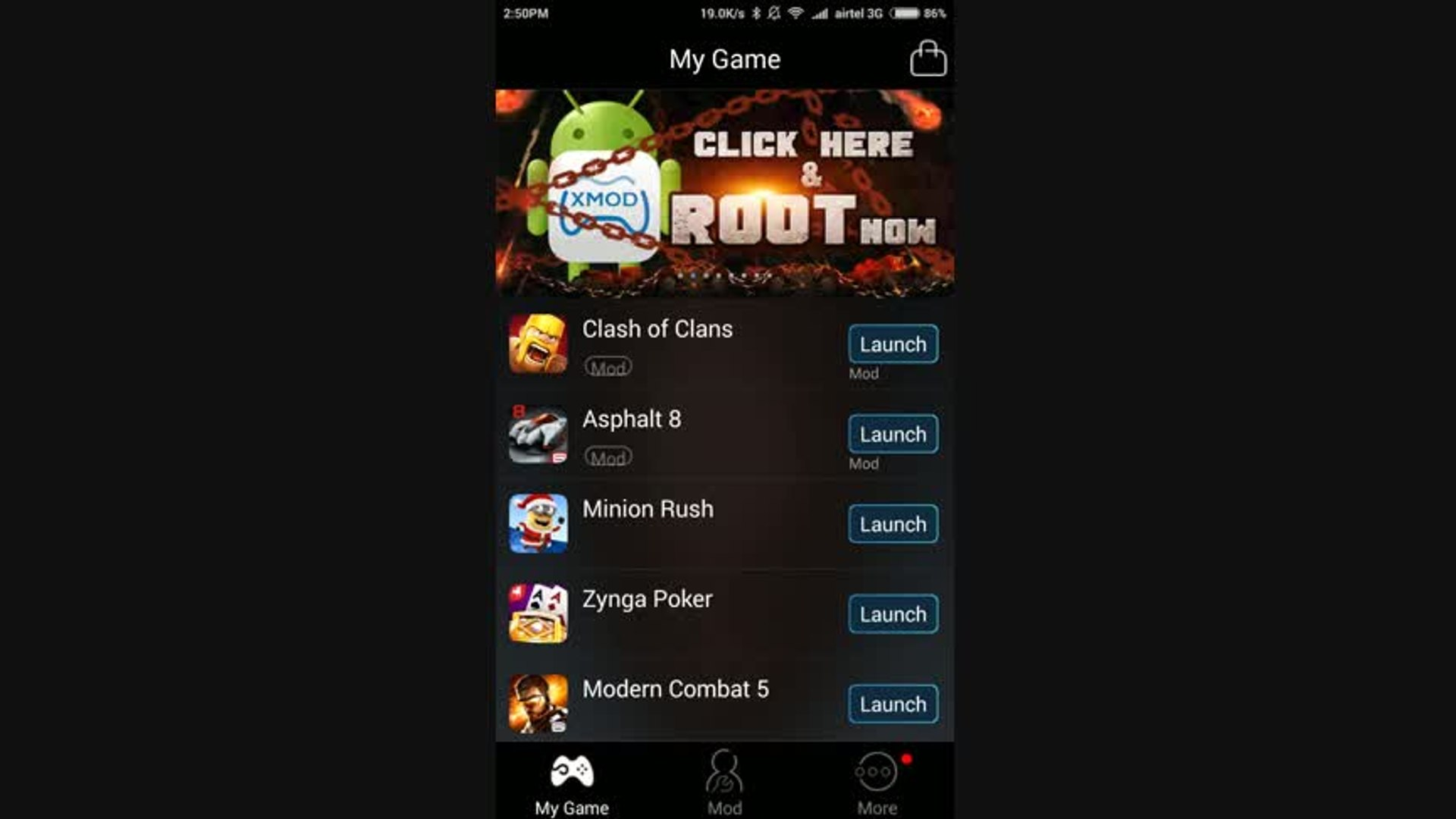 How to Run XMOD Games in Xiaomi Devices mp4