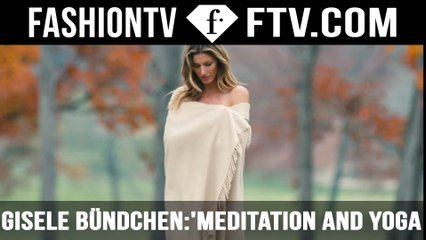 Intimate Moments with Gisele and CHANEL | FTV.com