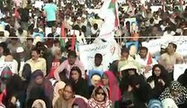 Part 2: Quaid-e-Tehreek Altaf Hussain Address To MQM Protest At Election Commission Office In Karachi