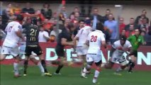 La fin du match USAP vs LOU
