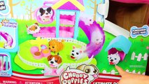 POOPING DOG BARBIE PUPPY & Giant Poo Surprise Play Doh Poop! Yuck! Potty Time Pup Toy Revi