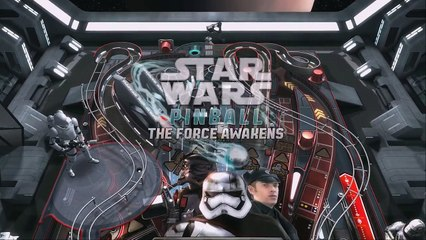 Table Might of the First Order de Star Wars Pinball : Heroes