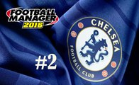 Football Manager 2016 Gameplay with Chelsea: part 2 (Eden Hazard Show)