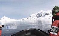 Ученые обнаружили в Антарктиде НЛО