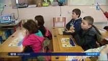 Enfants en formation de premiers secours