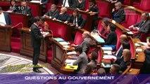 Passe d'armes entre Manuel Valls et Noël Mamère à l'Assemblée