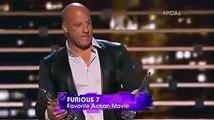 Vin Diesel rend un nouvel hommage à son ami Paul Walker! Que c'est beau!