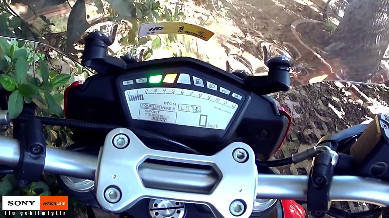 Ducati Hyperstrada İncelemesi