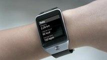 Samsung Gear 2, Samsung Gear Fit  Official Hands-on