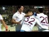Yusuf Erdou011fan Goal Turkiye Kupasi  R4 Group F - 12.01.2016, Adanaspor 0-1 Trabzonspor