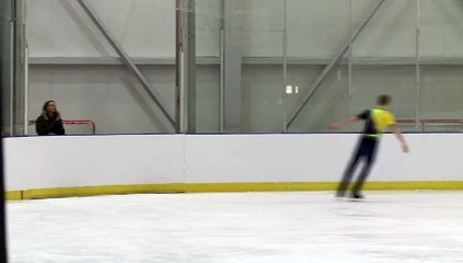 Dailymotion- SkateCanada Repost Test 1 30secs