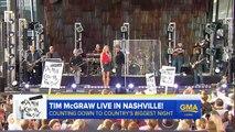 Tim McGraw on CMA Awards, New Album Damn Country Music