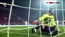 Trabzonspor 3-0 Adanaspor Türkiye Kupası Özet 09.01.2016